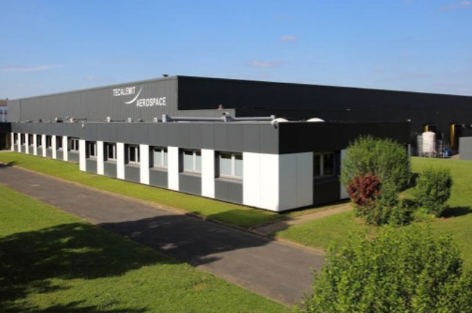 tecalemit aerospace usine tuyauteries blois